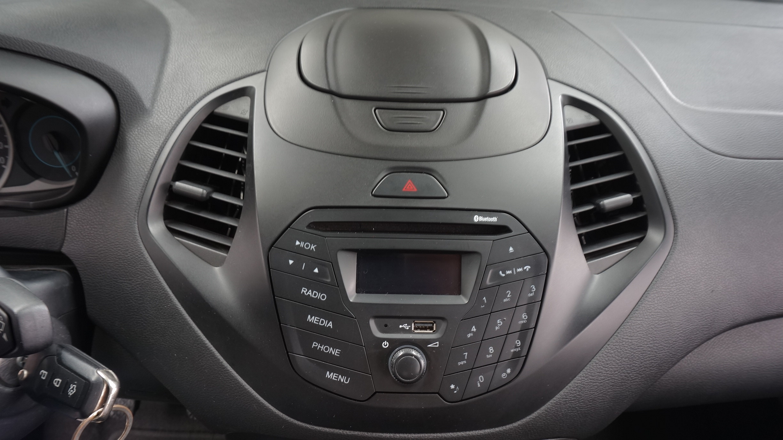 Ford Figo Tablero 15