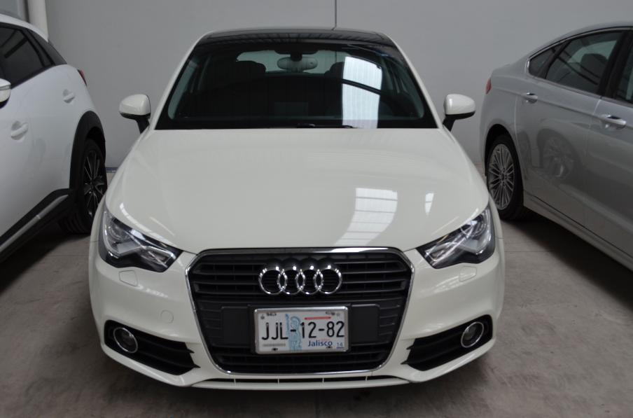Audi A1 Frente 9