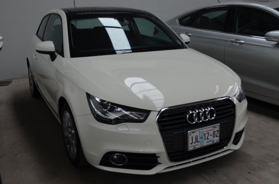 Audi A1 Lateral izquierdo 8