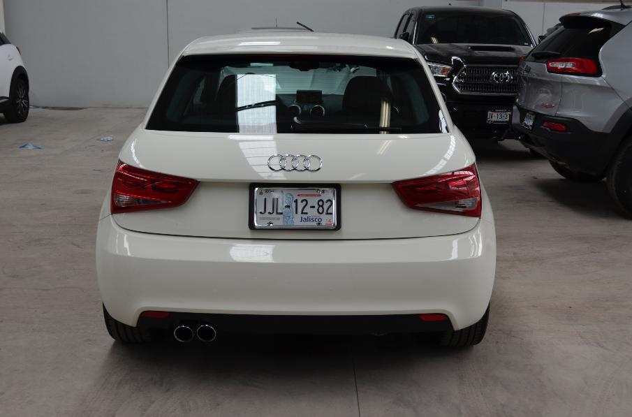Audi A1 Frente 10