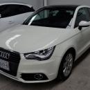 Audi A1 Lateral izquierdo 1