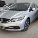 Honda Civic EXL 1.8L Aut NAVI 2015