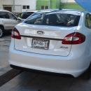 Ford Fiesta Sedán Asientos 14