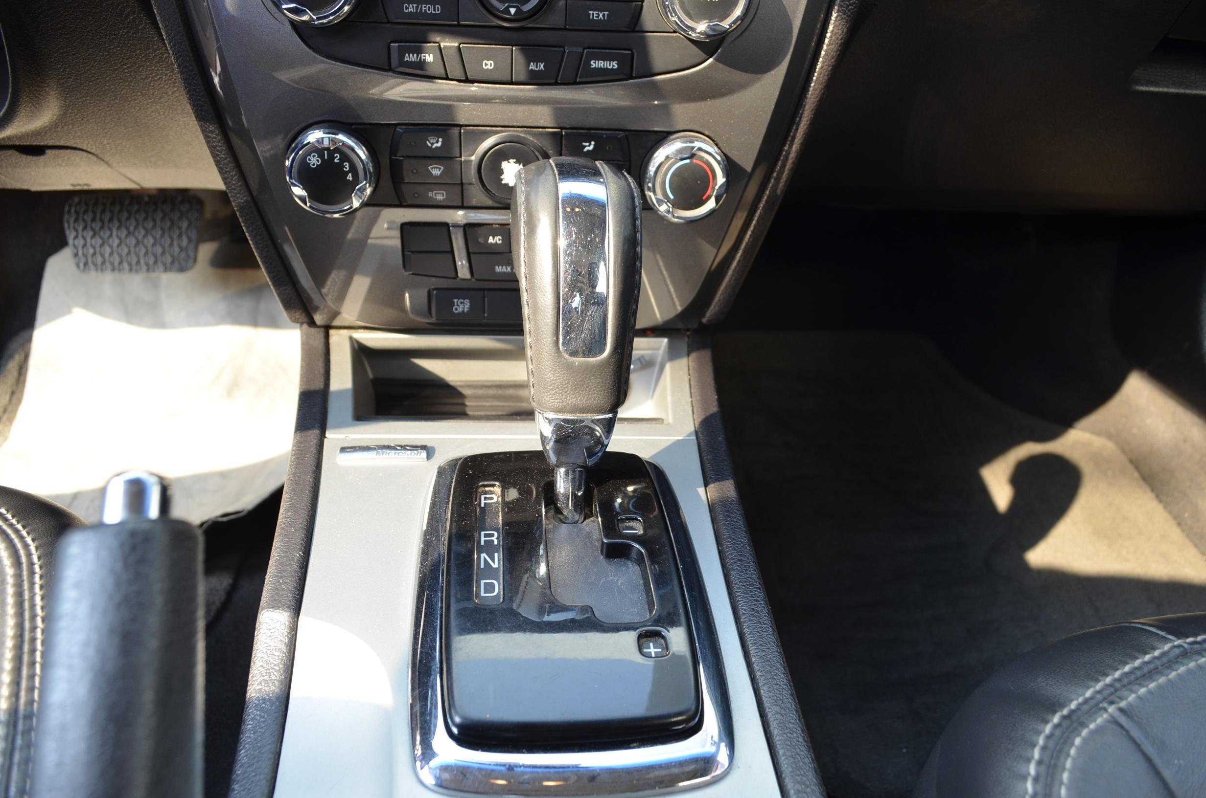 Ford Fusion Llantas 8