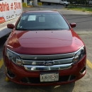 Ford Fusion Asientos 12