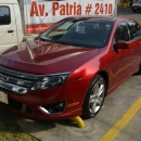 Ford Fusion Lateral derecho 14
