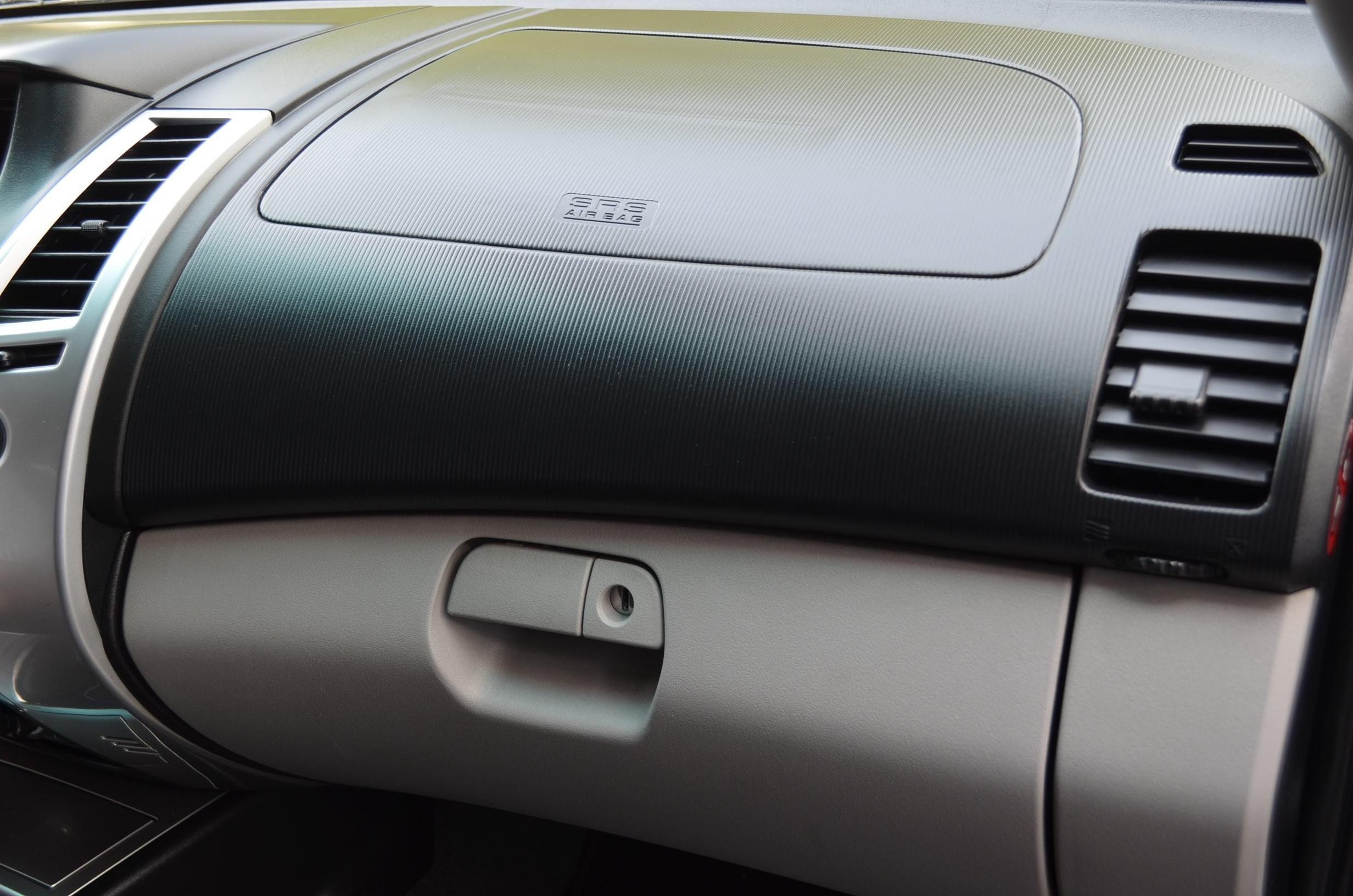 Mitsubishi Montero Sport Tablero 17