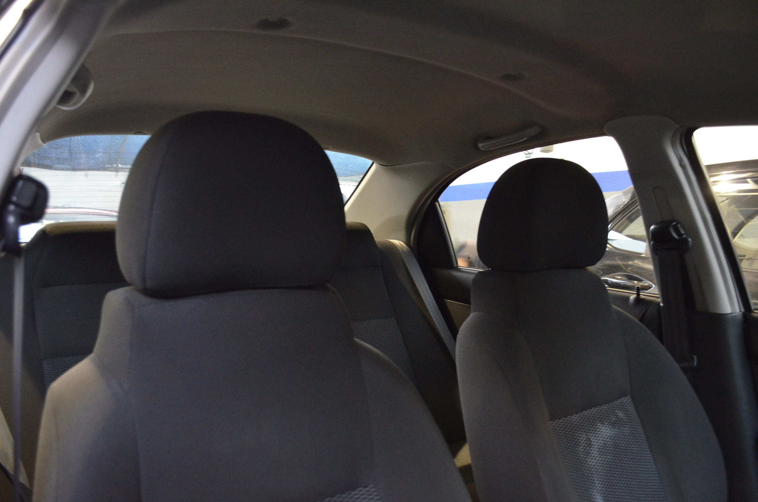 Chevrolet Aveo Tablero 5