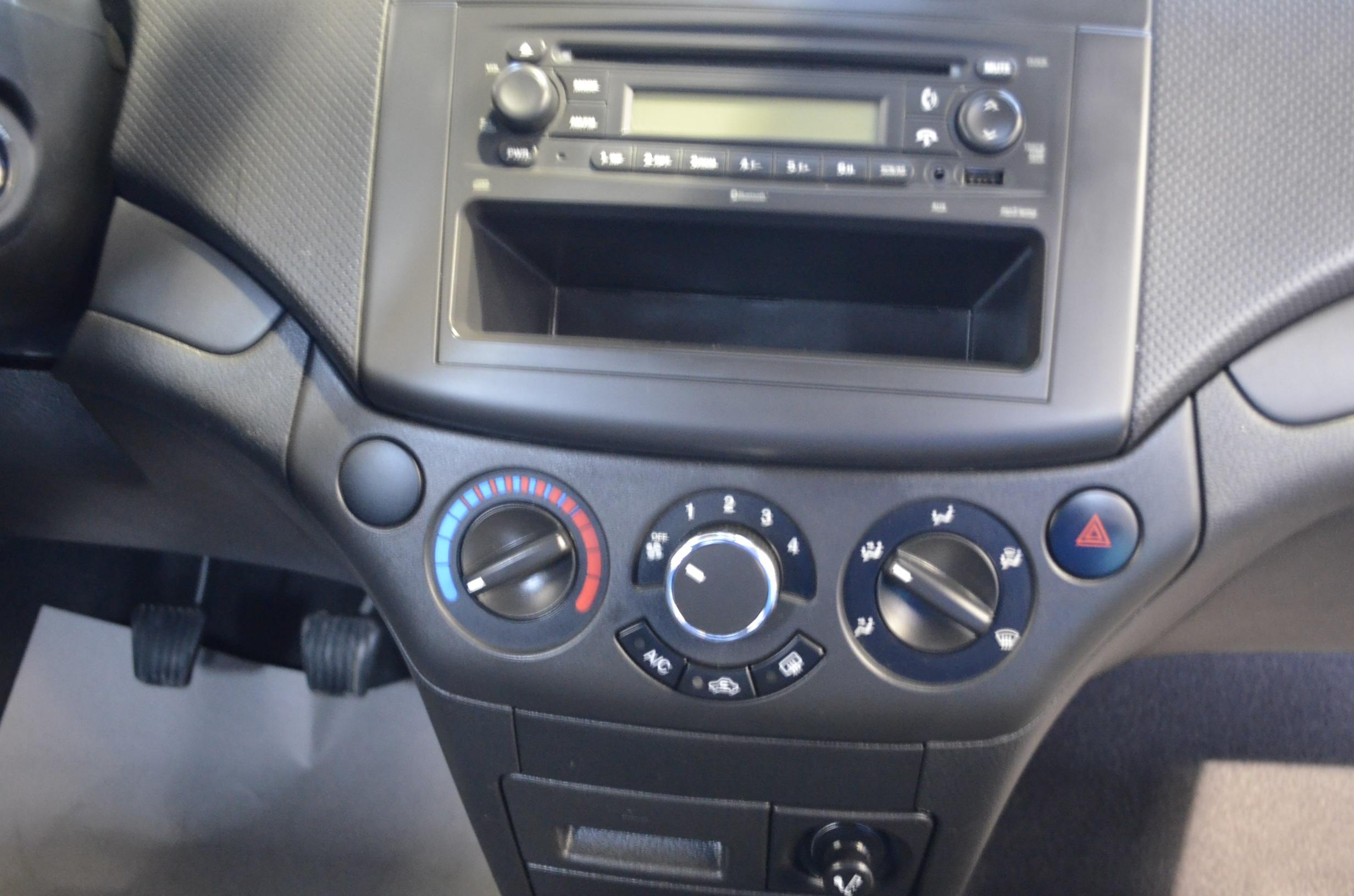 Chevrolet Aveo Asientos 7