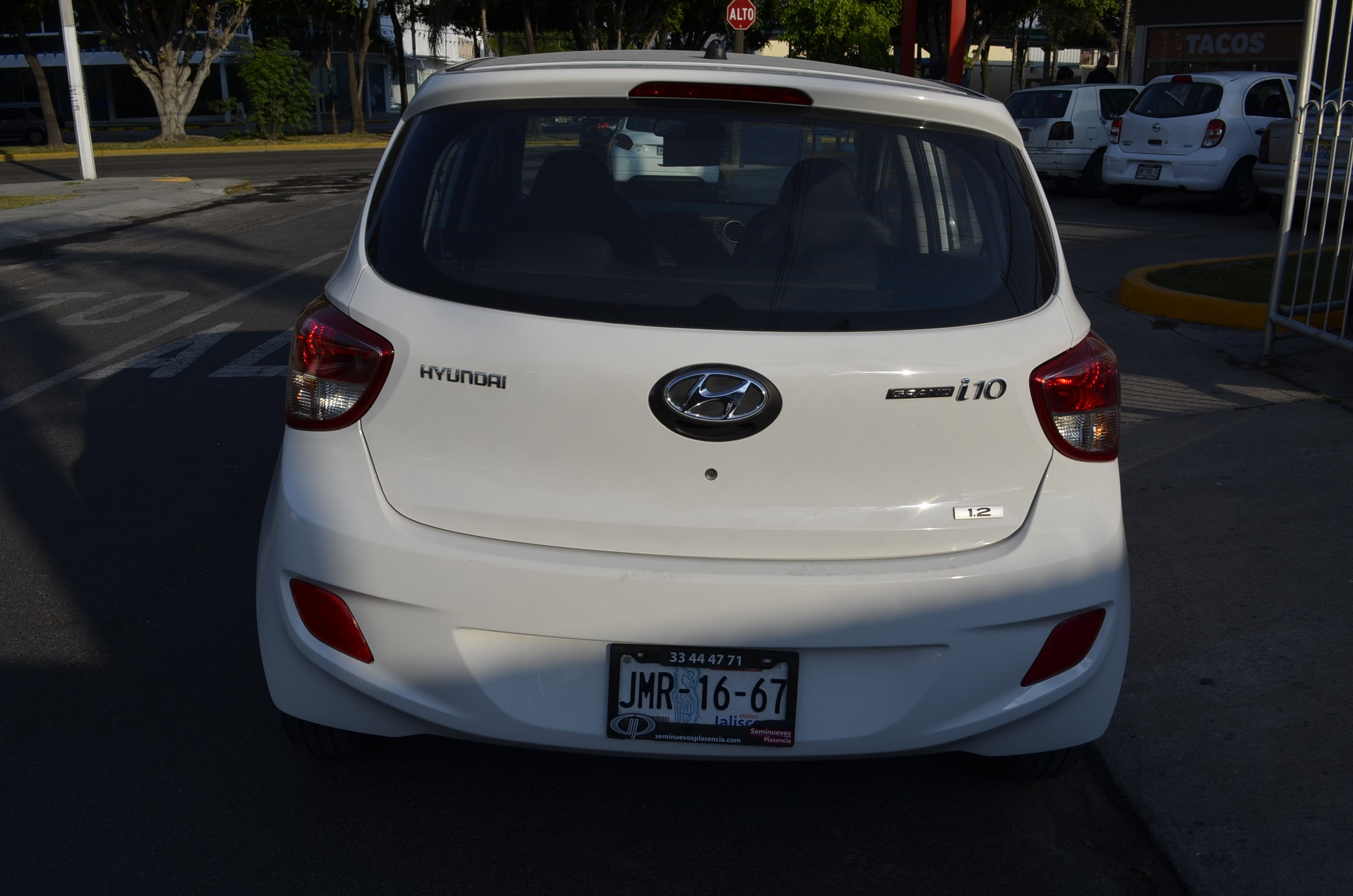 Hyundai Grand i10 Llantas 3