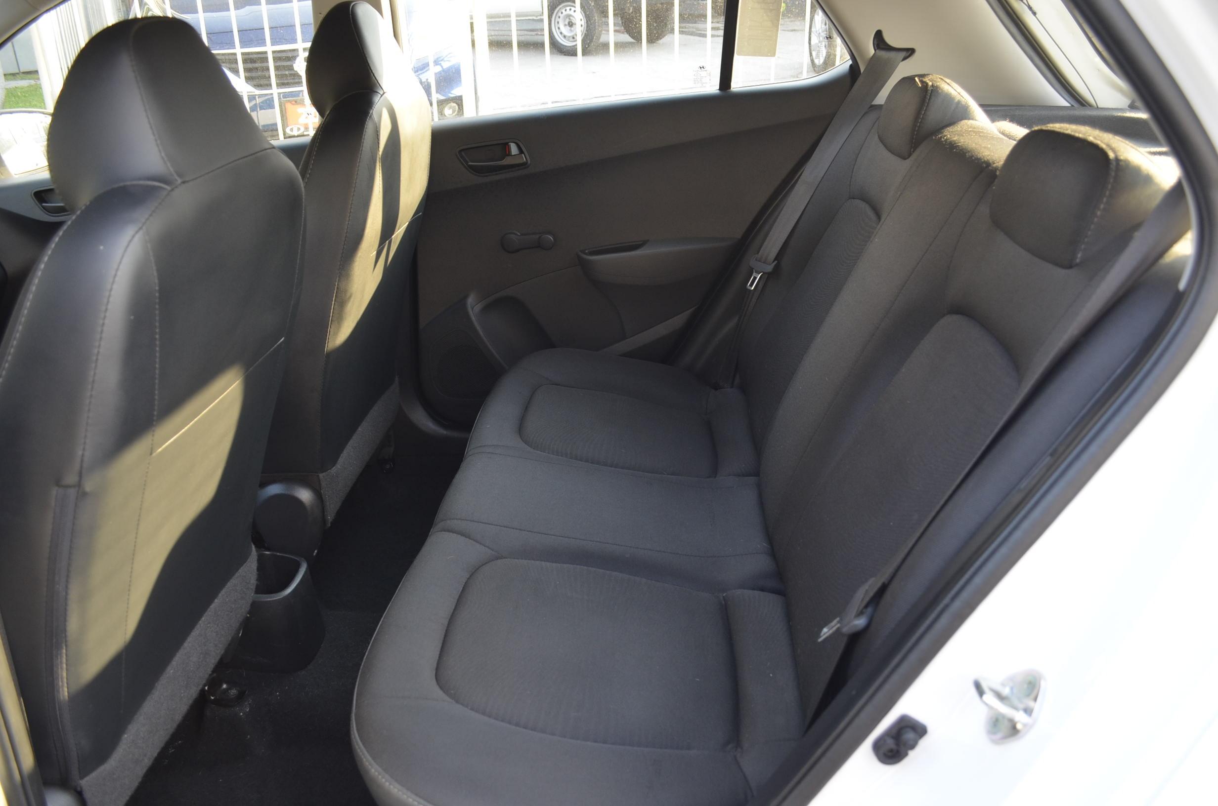 Hyundai Grand i10 Tablero 9
