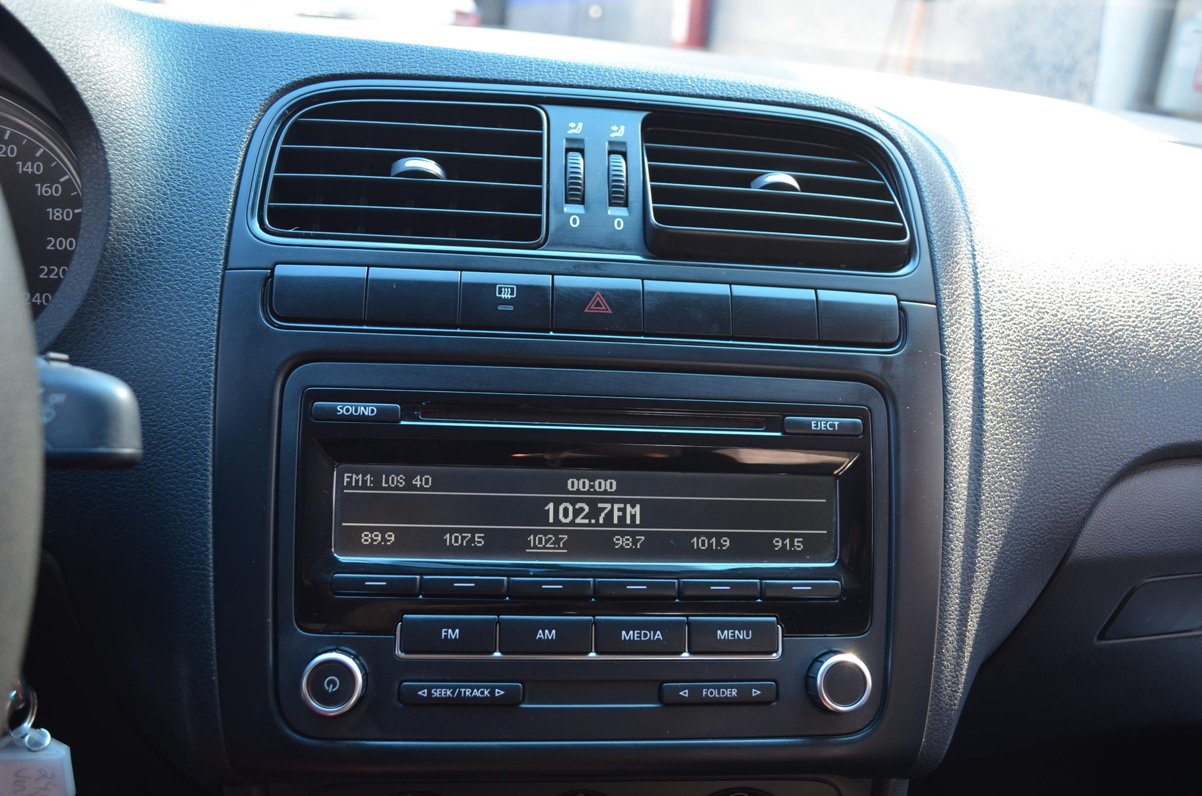 Volkswagen Vento Interior 11