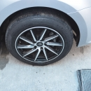Volkswagen Vento Atrás 17