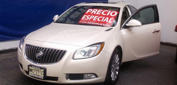 Buick Regal Premium Turbo 2013