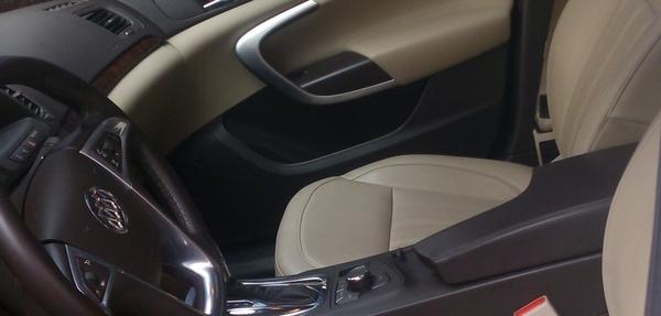 Buick Regal Llantas 8