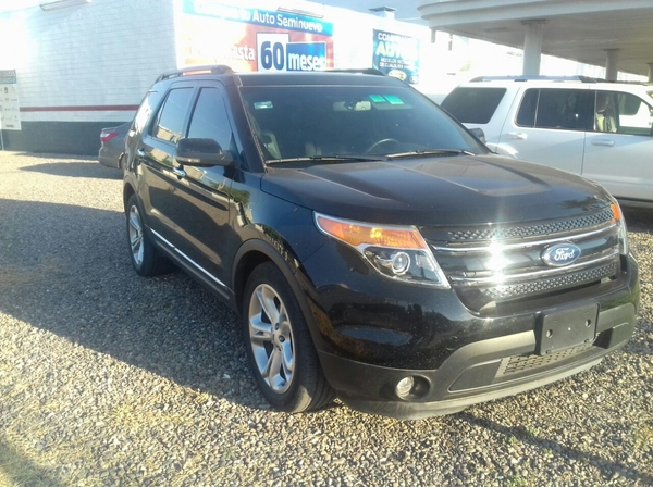 Ford Explorer Limited 4x2 3.6L  2012