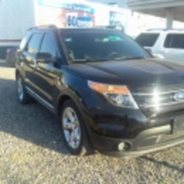 Ford Explorer Limited 4x2 3.6L  2012