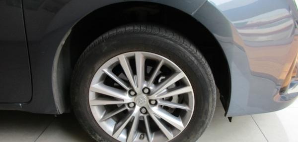 Toyota Corolla Tablero 3