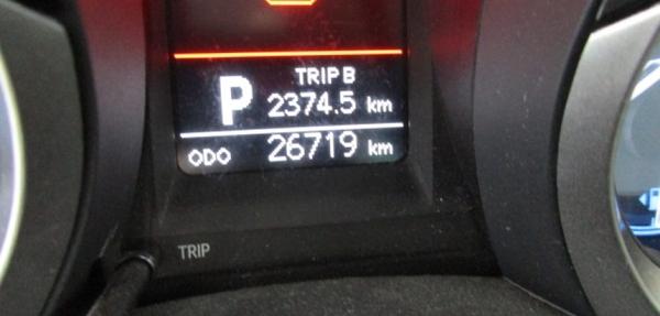 Toyota Corolla Interior 1