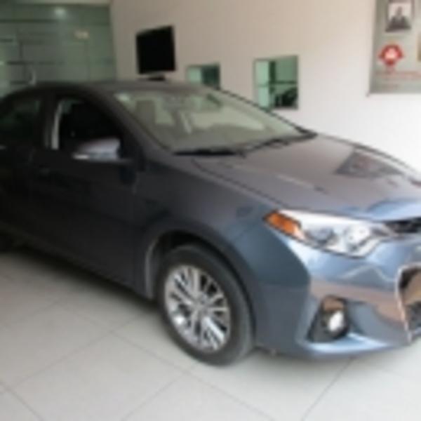 Toyota Corolla S Plus Aut 2014