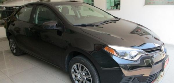 Toyota Corolla Lateral derecho 15
