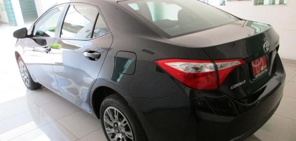 Toyota Corolla Interior 11