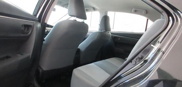Toyota Corolla Frente 6