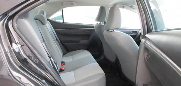 Toyota Corolla Llantas 4