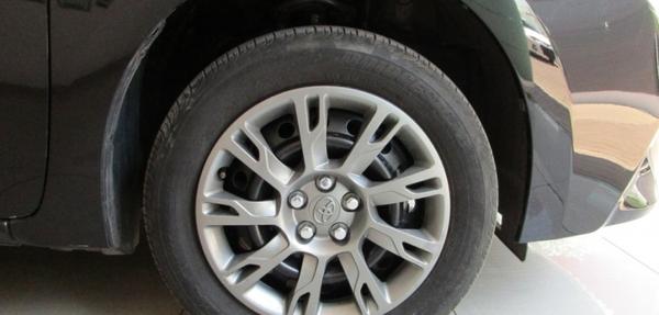 Toyota Corolla Interior 2