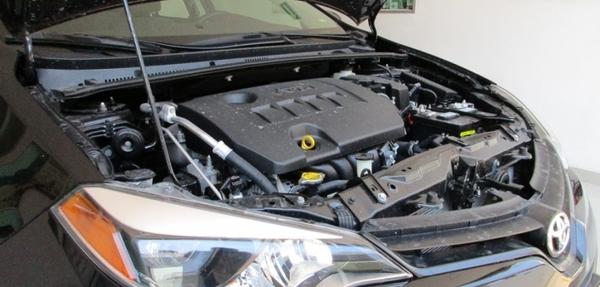 Toyota Corolla Frente 1