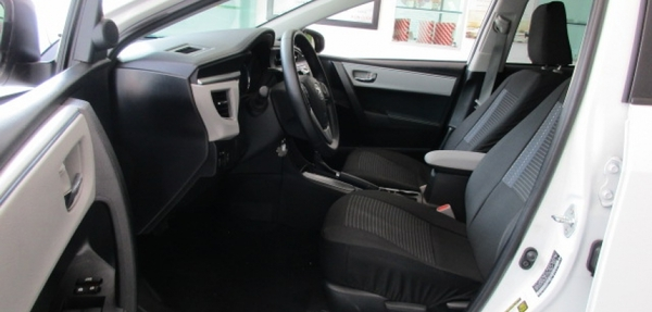 Toyota Corolla Llantas 7