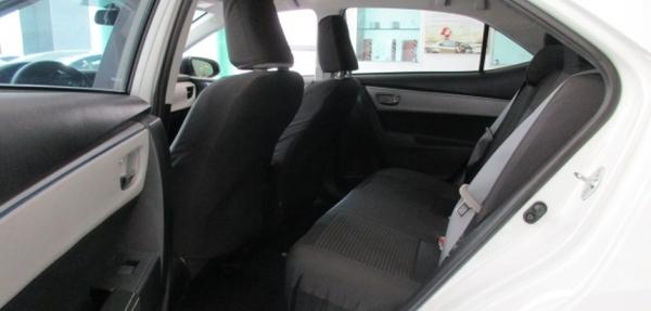 Toyota Corolla Asientos 5