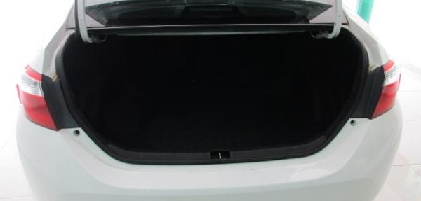 Toyota Corolla Tablero 4