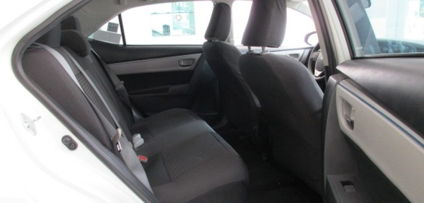 Toyota Corolla Interior 3