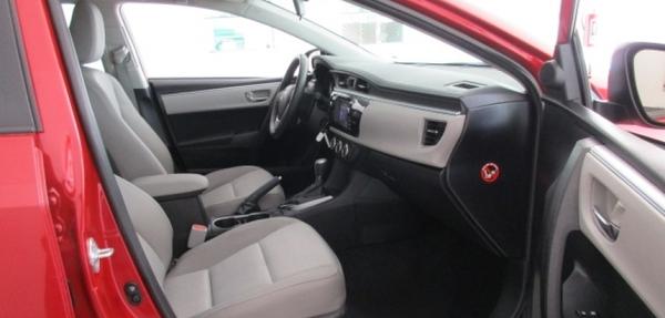 Toyota Corolla Asientos 3