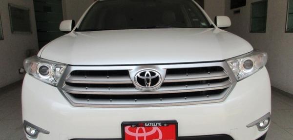 Toyota Highlander Tablero 14