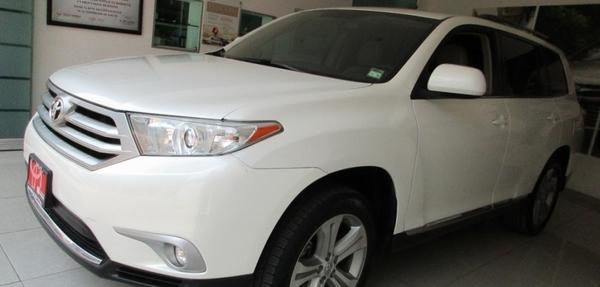 Toyota Highlander Asientos 13