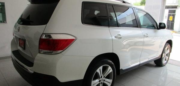 Toyota Highlander Tablero 9
