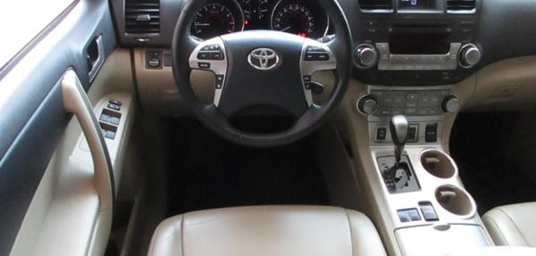 Toyota Highlander Atrás 8