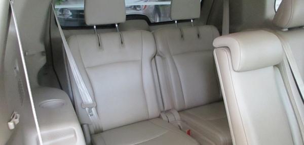Toyota Highlander Llantas 4