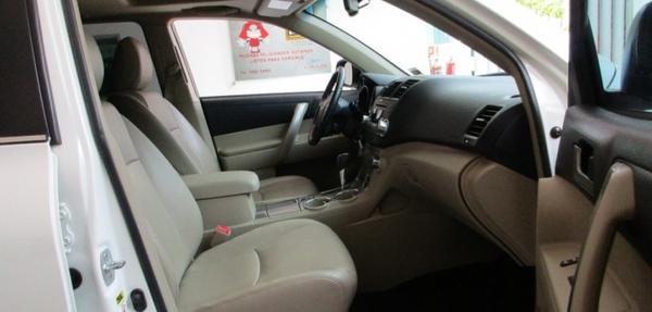 Toyota Highlander Frente 3