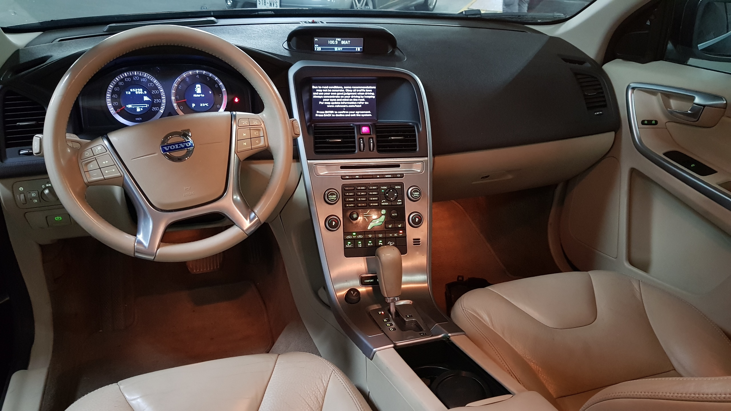 Volvo XC60 Lateral derecho 4