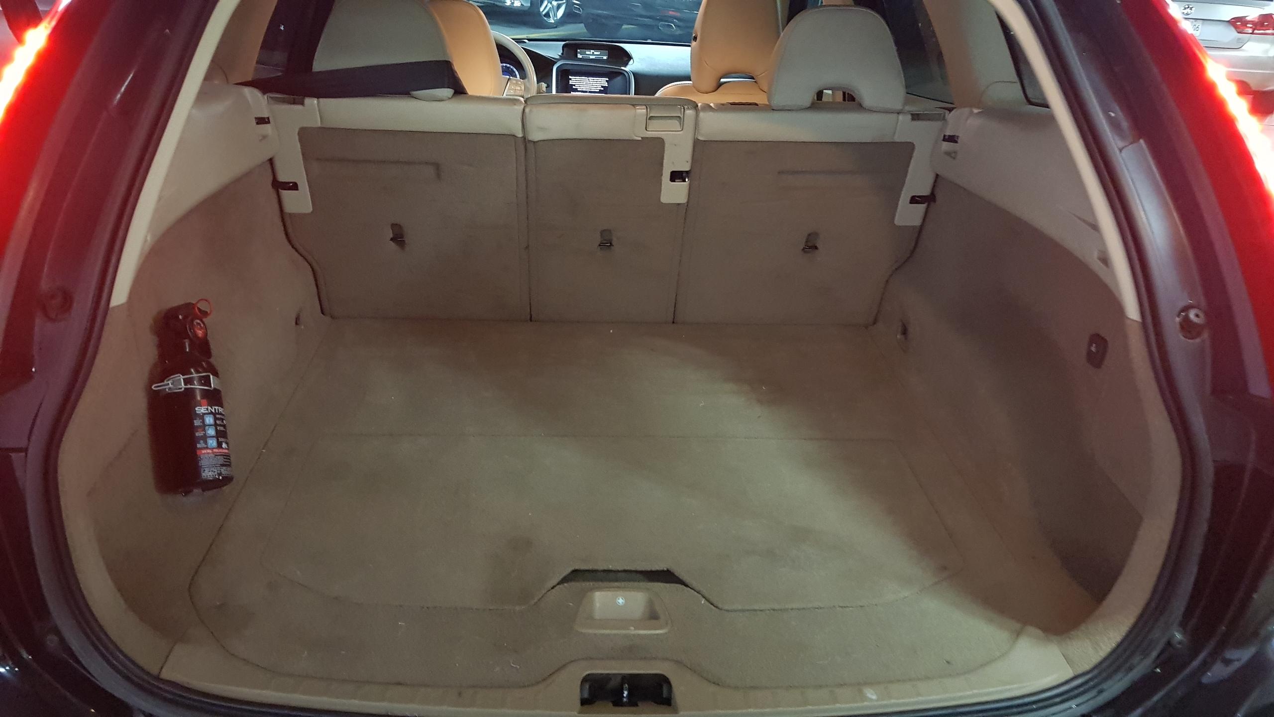 Volvo XC60 Tablero 1