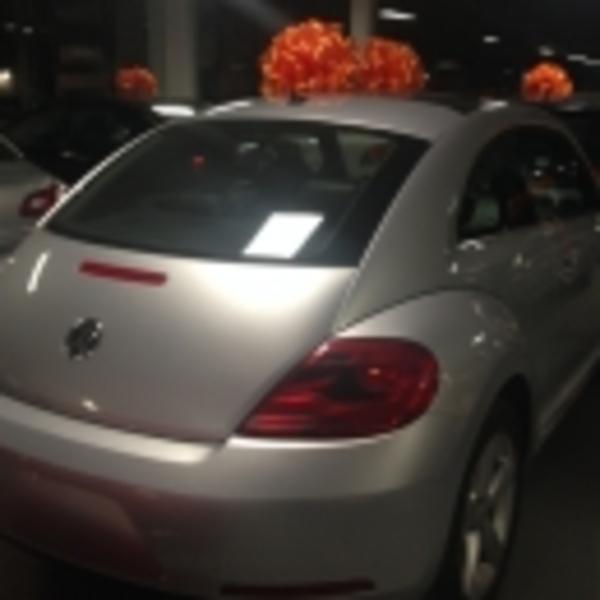 Volkswagen Beetle Sport 2015