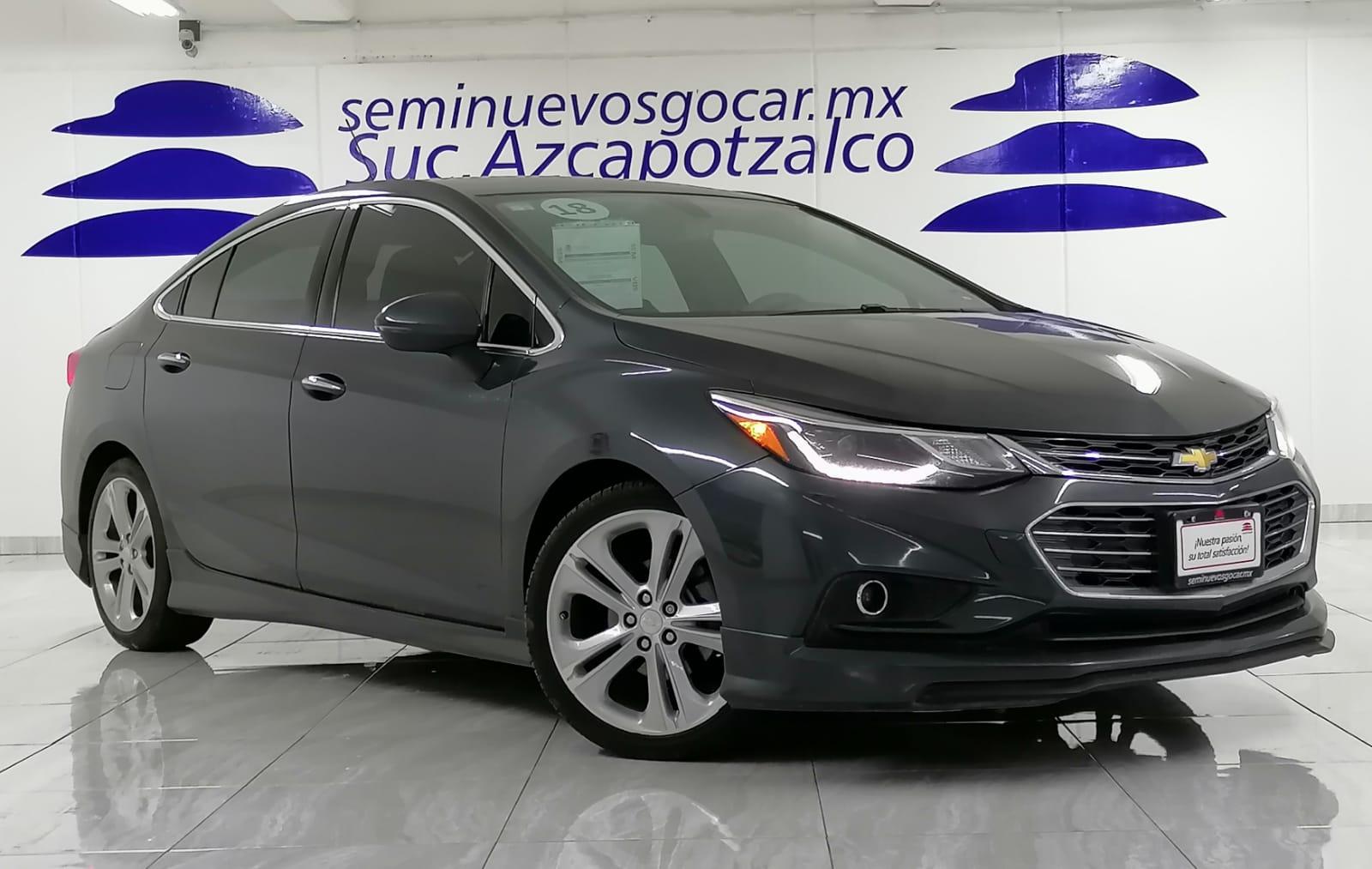 Chevrolet Cruze NG 2018