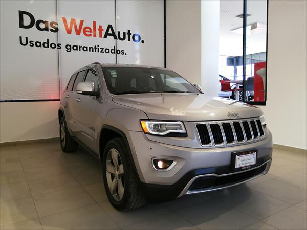 JEEP GRAND CHEROKEE LIMITED 3.6L V6 AT 4X2 20 PULG