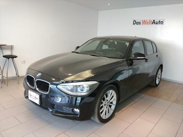 BMW 118IA Frente 1