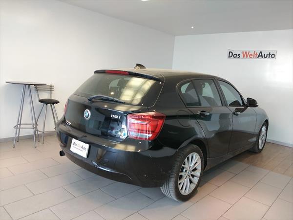 BMW 118IA Frente 5