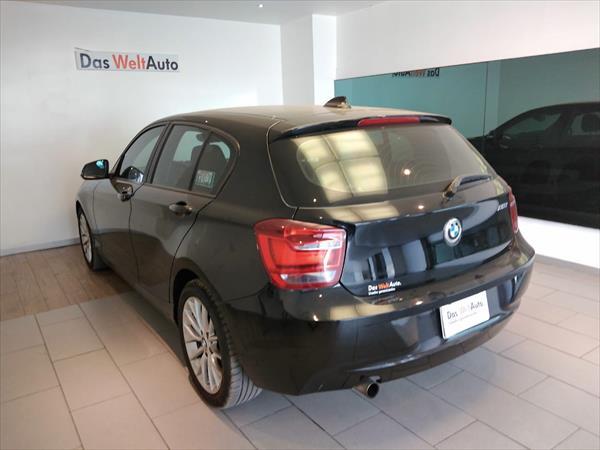 BMW 118IA Frente 6