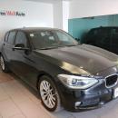 BMW 118IA Interior 3